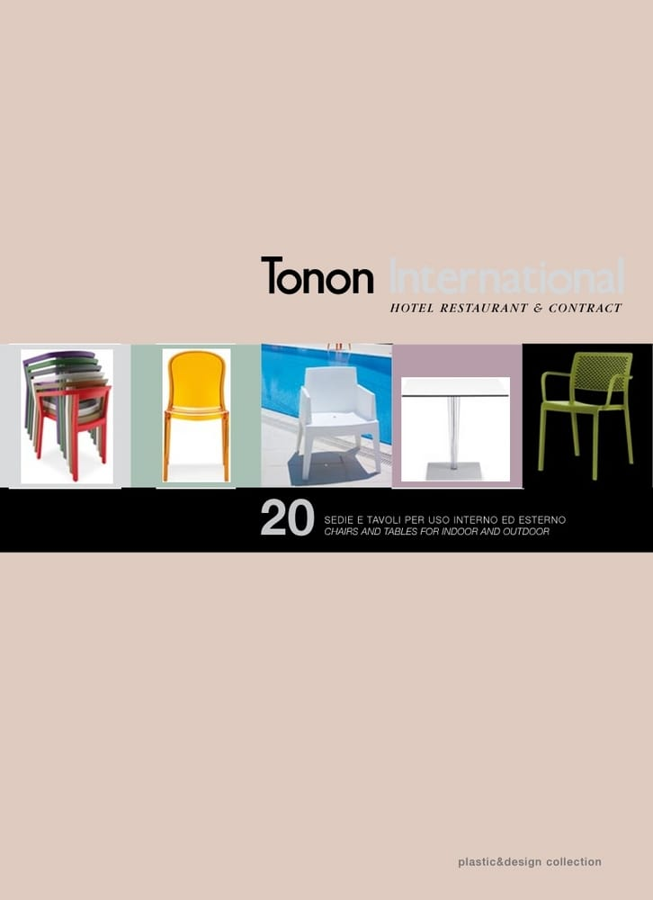 Catalogo 20 Plastic & Design Collection