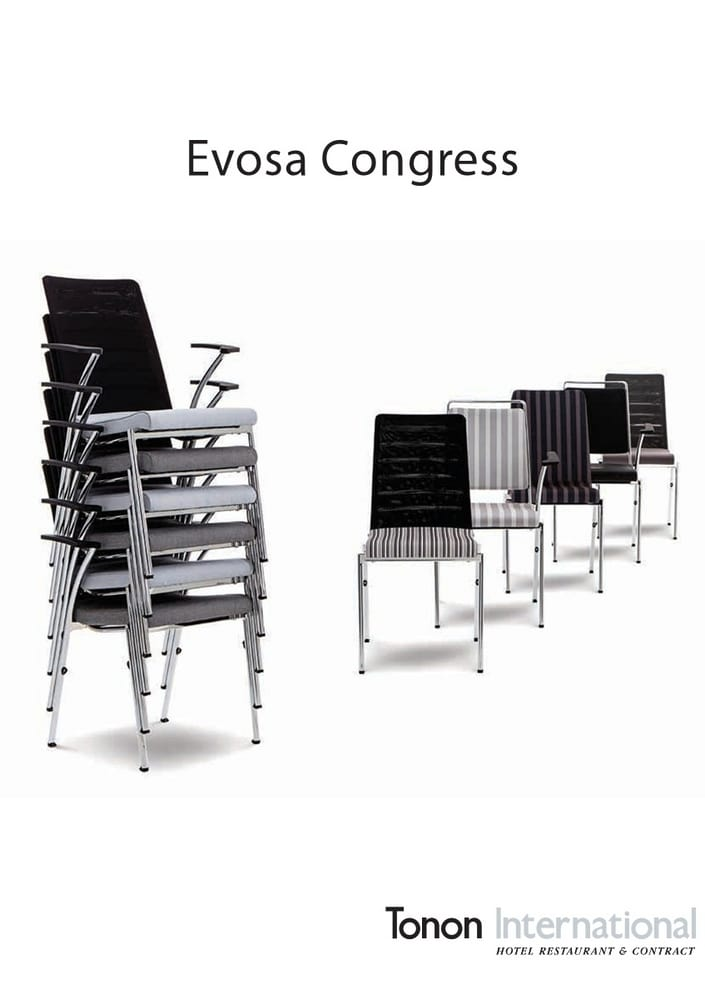 Catalogo EVOSA CONGRESS