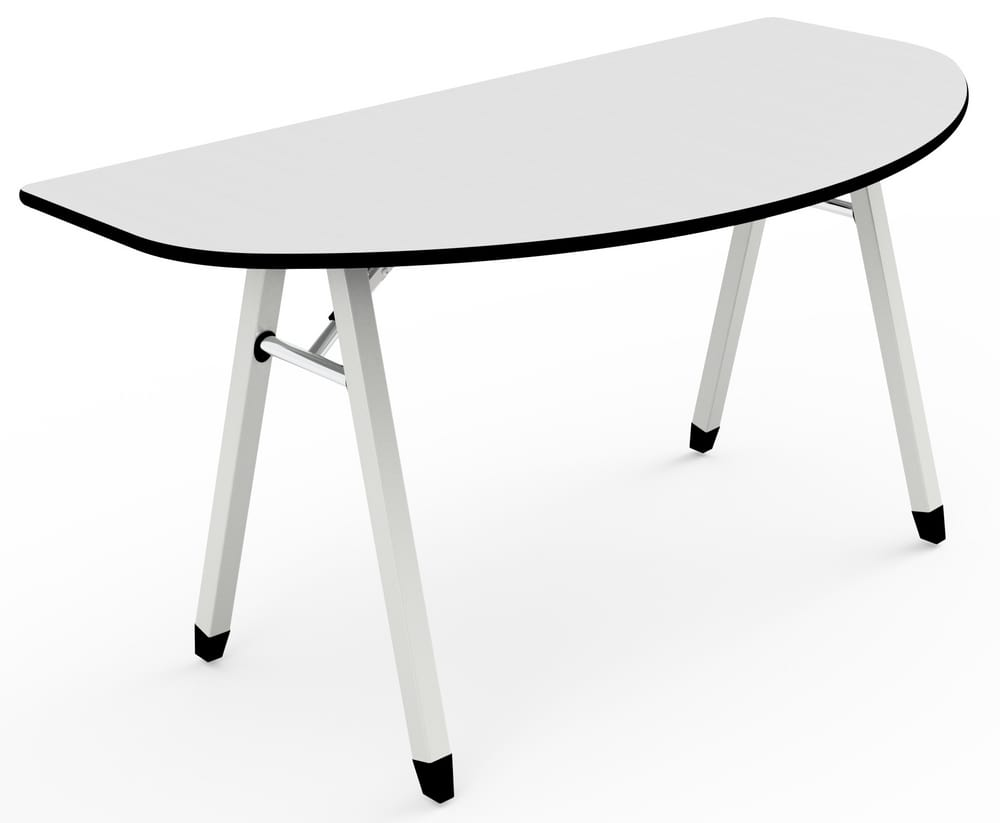 Halfmoon designer table