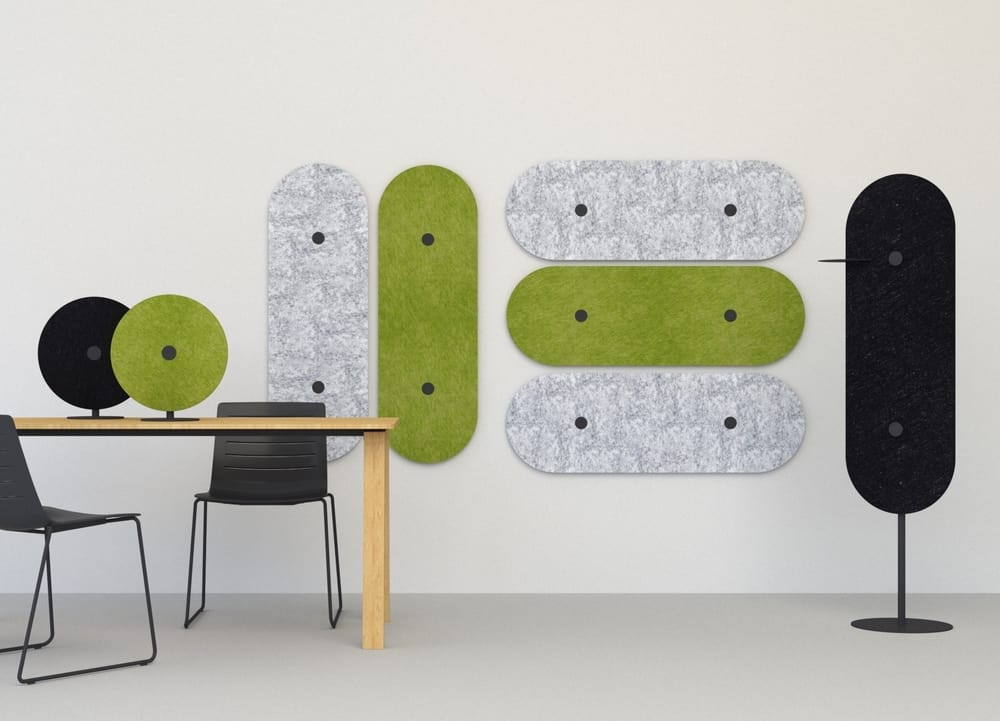ACUSTICA - Decorative acoustic panels for interiors