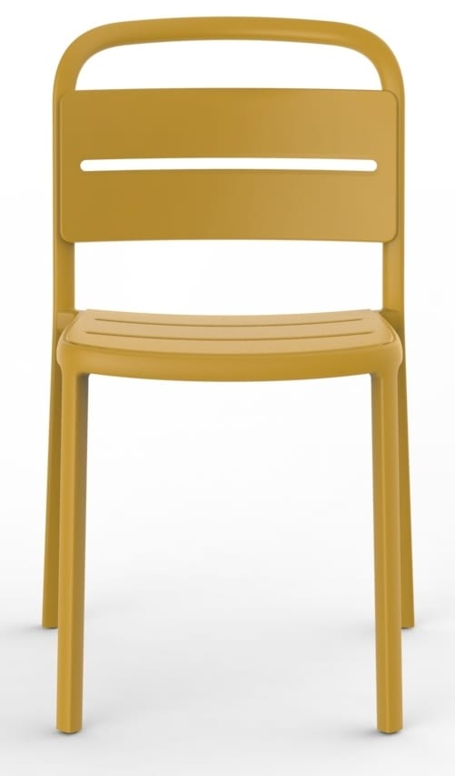 BAR - Polypropylene chairs for outdoor