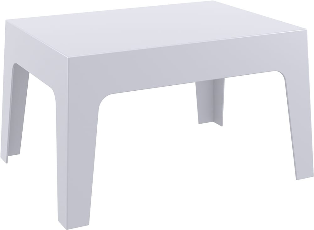 Outdoor stacking central table