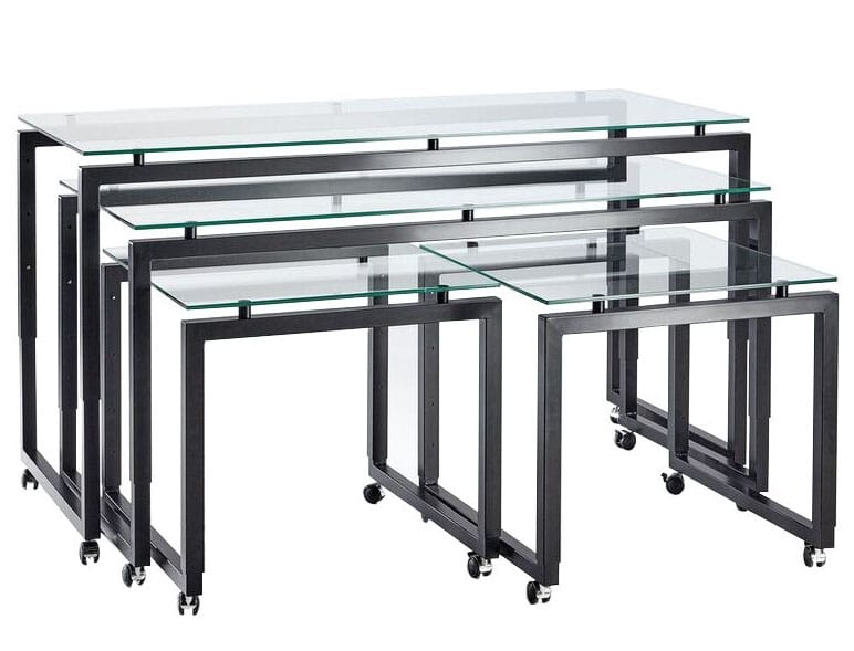 BUFFET-ROLL - Buffet tables on wheels