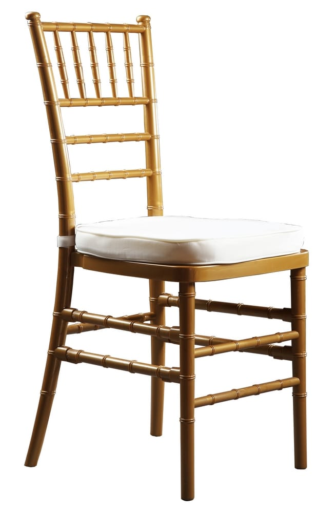 CHIAVARI - Gold chiavari chairs for wedding and for married