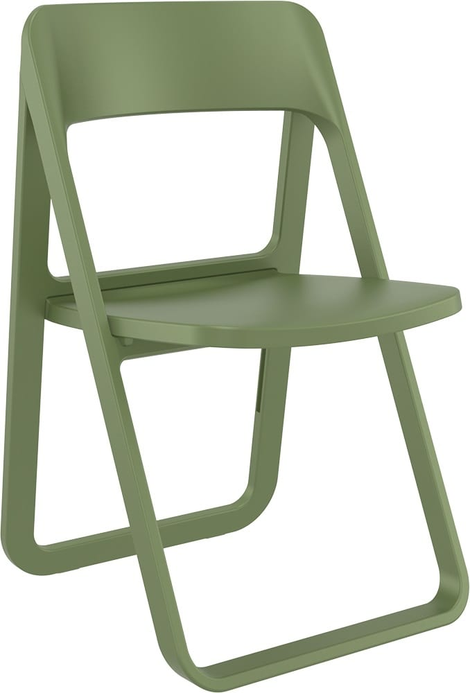 CHIUDO - Plastic folding chairs for outdoor and indoor