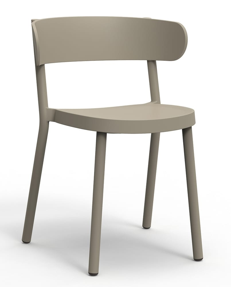 CLEM - High quality stackable chairs for restaurants and bars