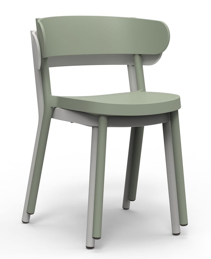 Stackable design chairs