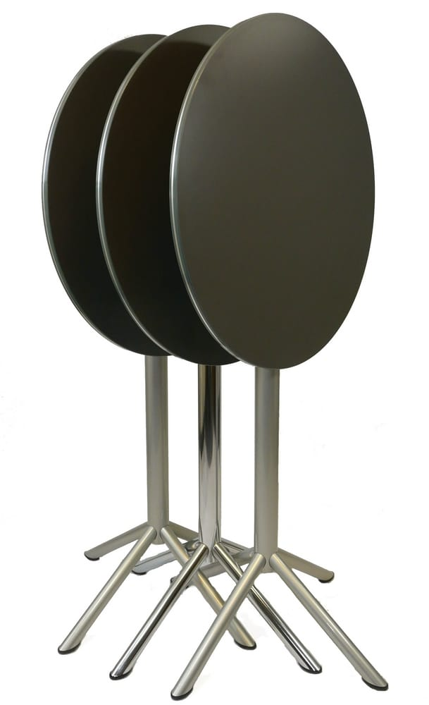 Stacking cocktail tables