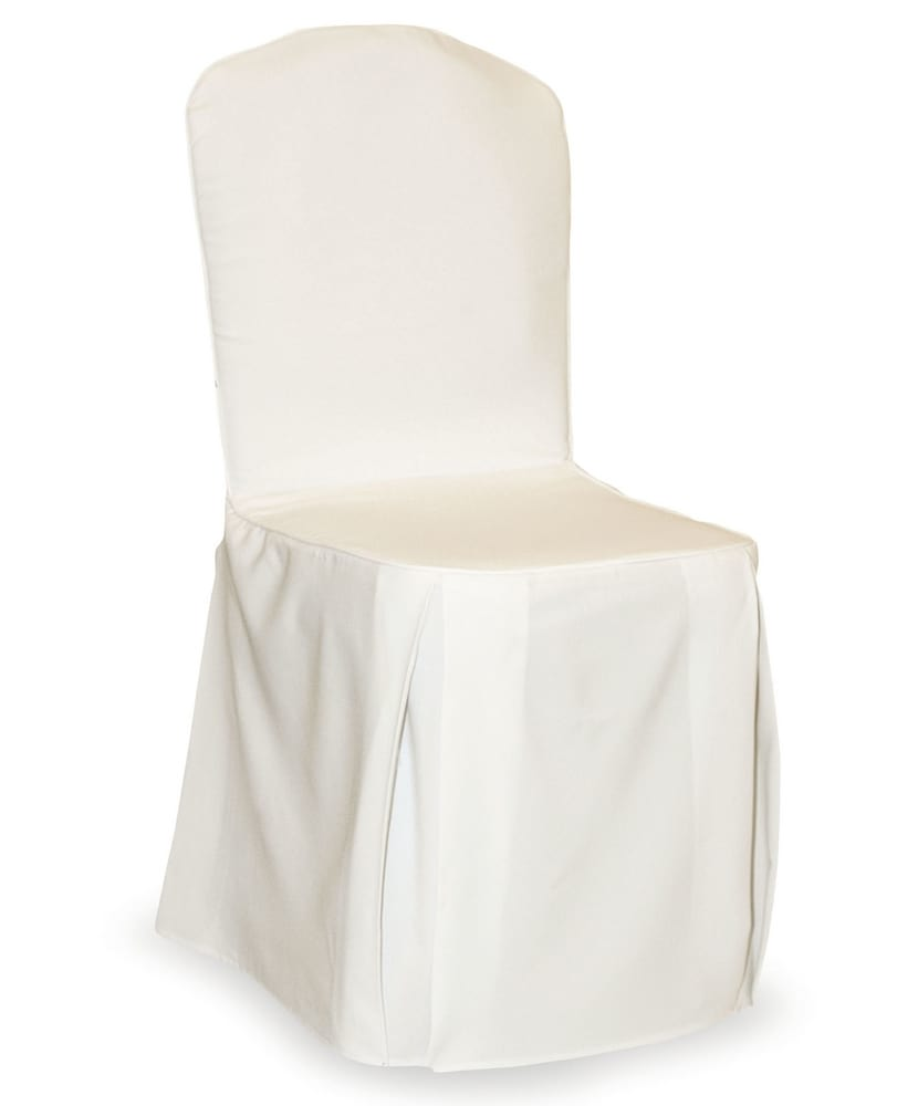 Chair cover for banquet chairs