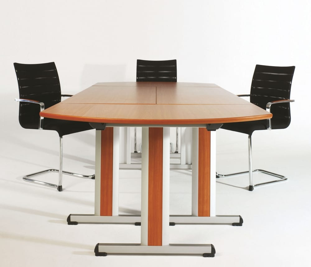 Table and chairs for meeting room