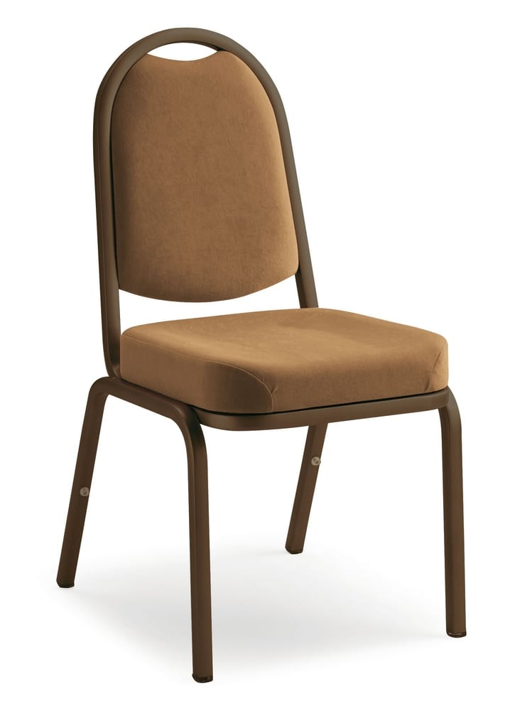 FIORA - Aluminium banquet chair with cover