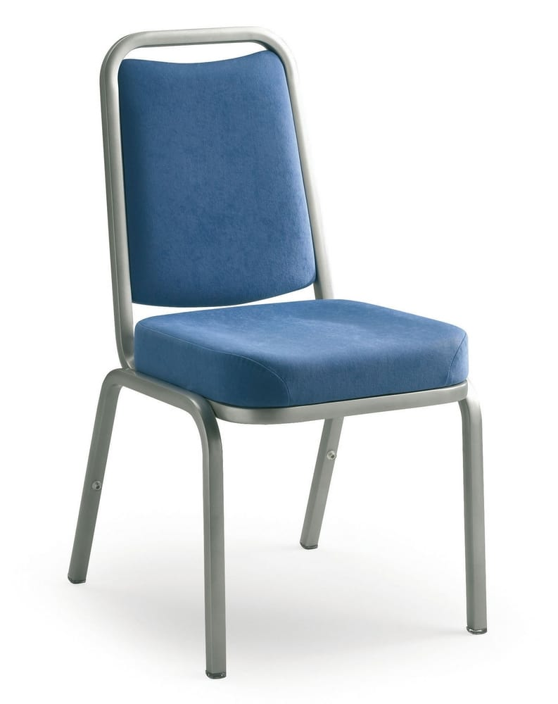 Aluminium conference chair