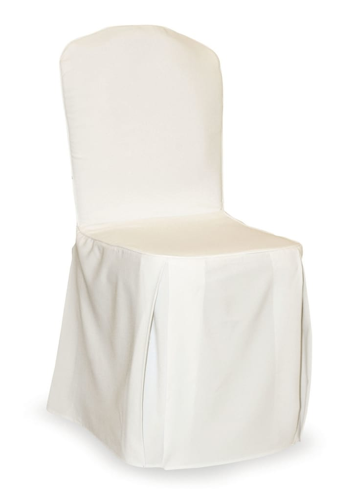 Banquet chair with cover