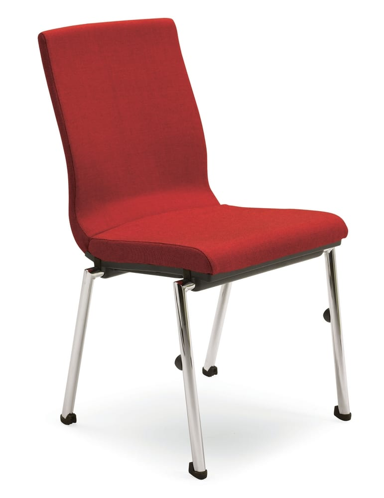 FLAIR - Stackable meeting room chairs