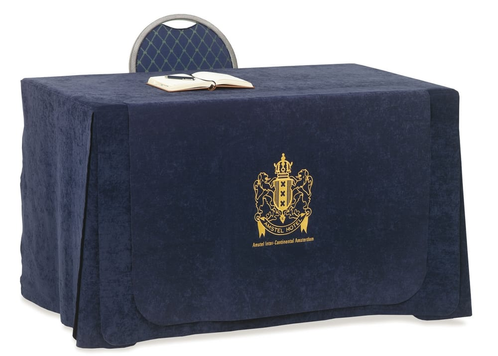GENEVETable Covers And Conference Tablecloths Tonon International Srl - Conference table covers