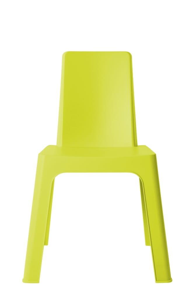 GIULIETTA - Kindergarten plastic chair and table