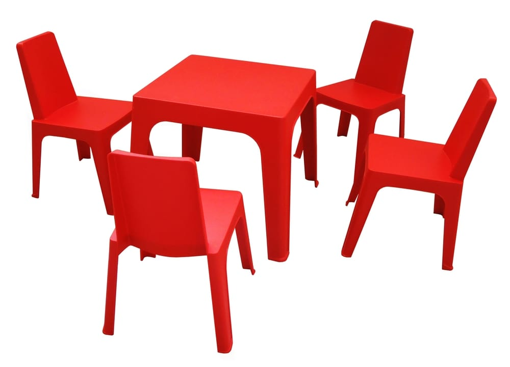 Childrens chairs and table