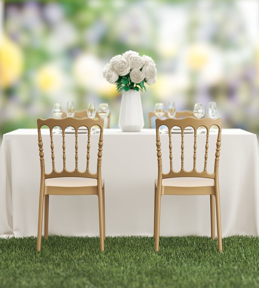 Chairs for spouses