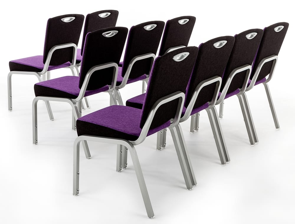 Theater style chairs