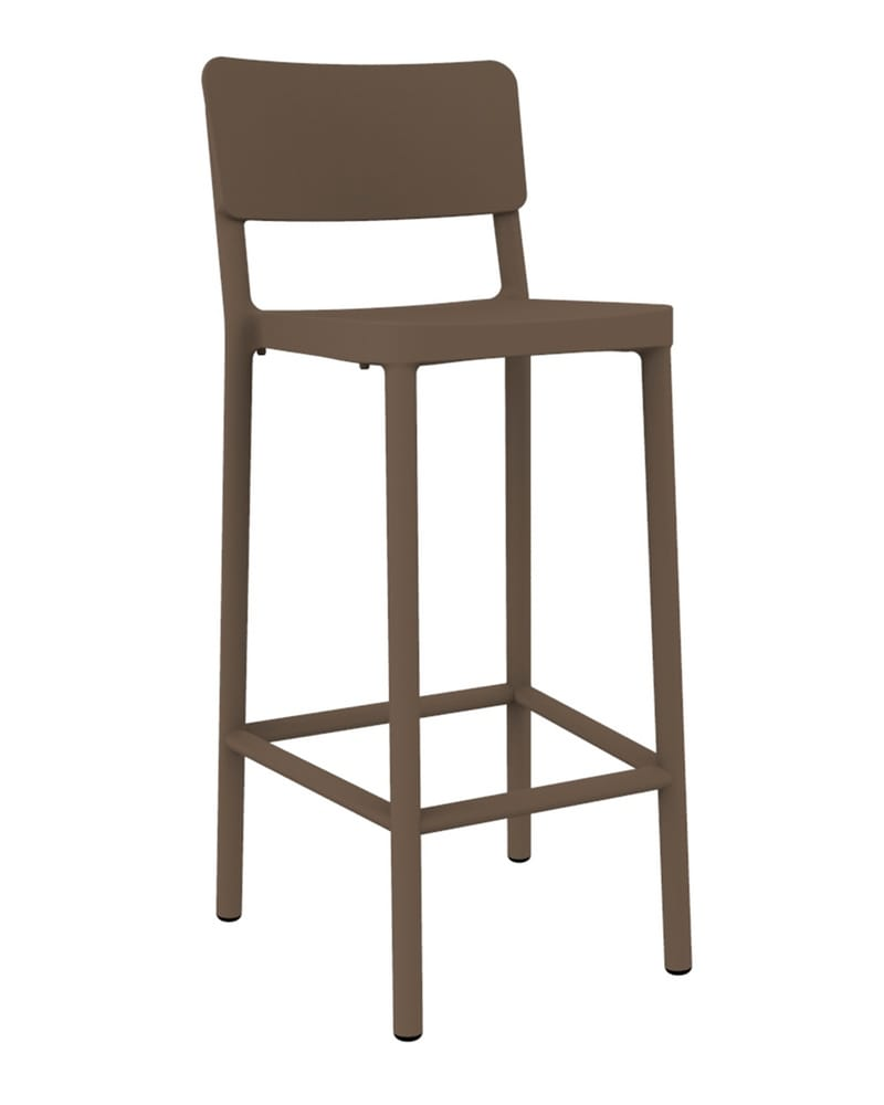 High stool for bars