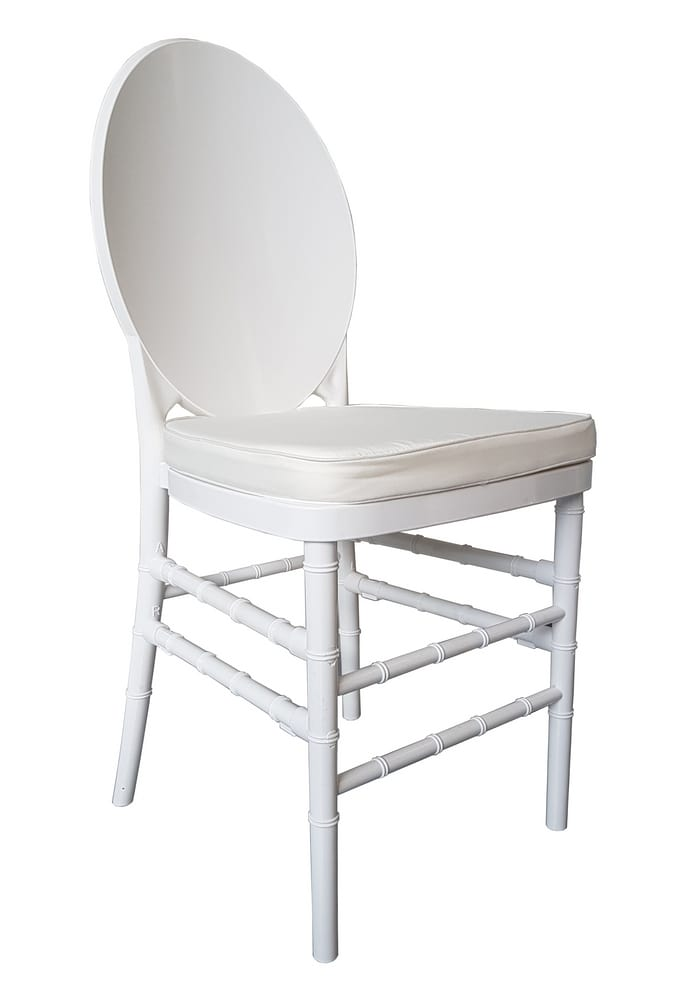 LUIGI Clear Wedding Chairs For Sale