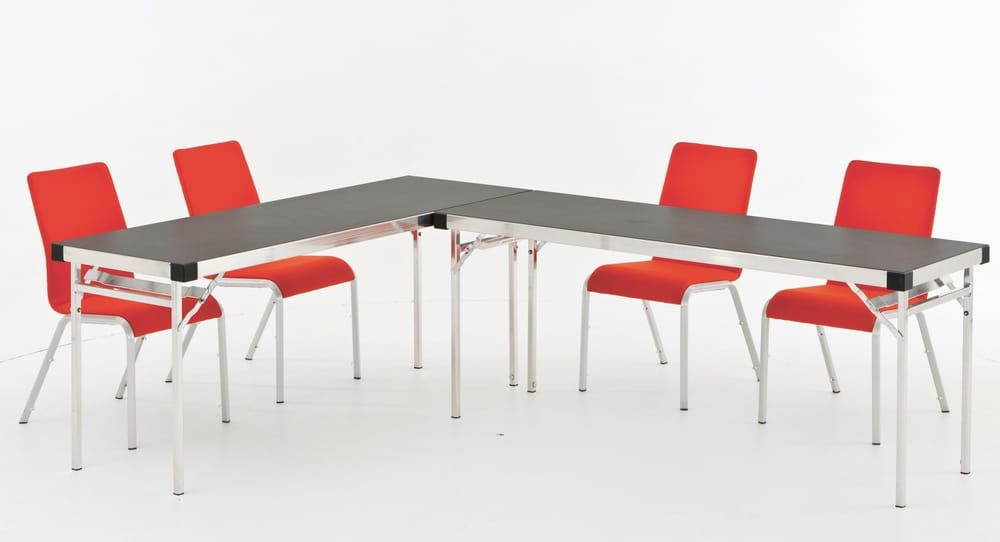 Chairs and tables for meeting rooms