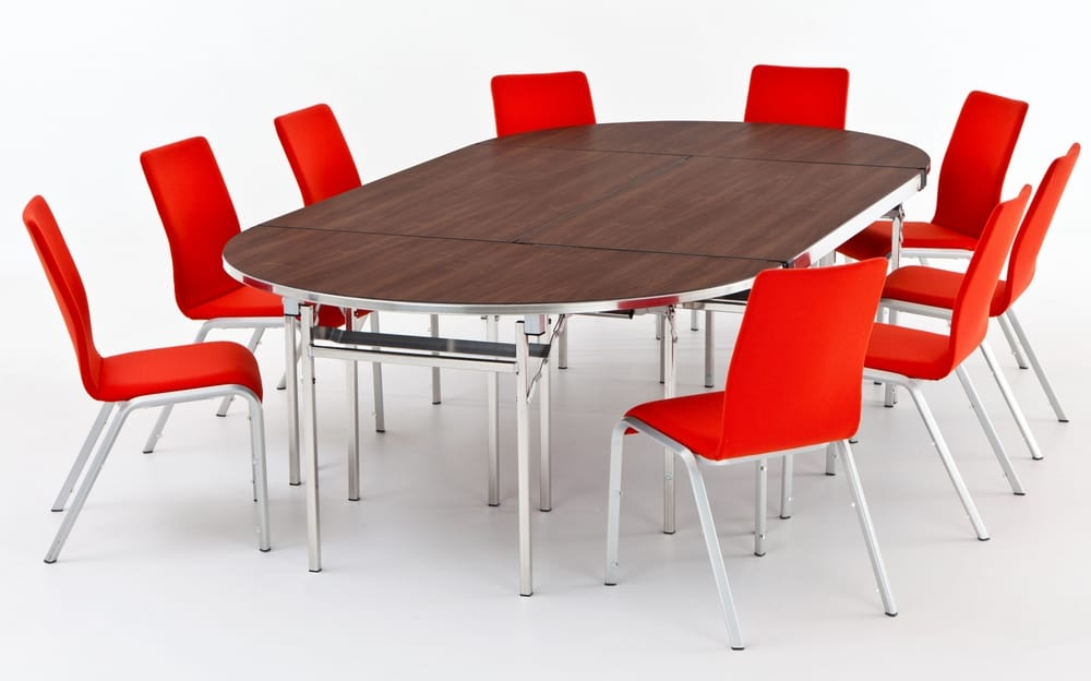 Meeting chairs and table