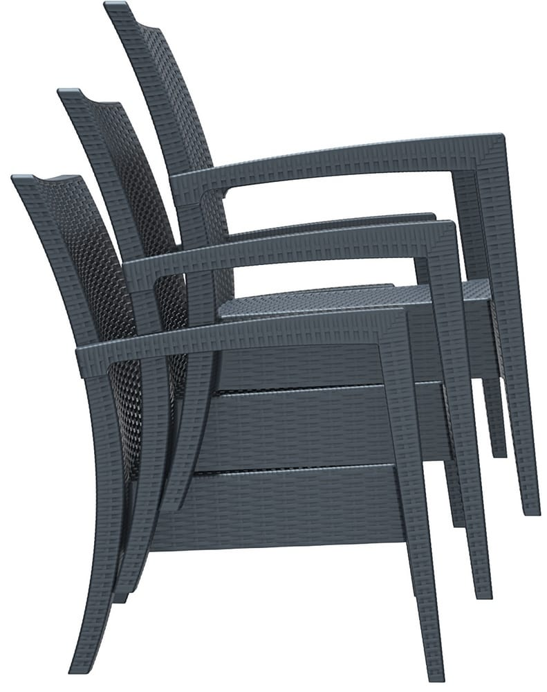 MINORCA-Outdoor stackable armchairs and sofas | Tonon ...