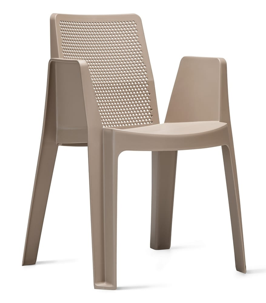 PLAYA - Cheap outdoor plastic chairs