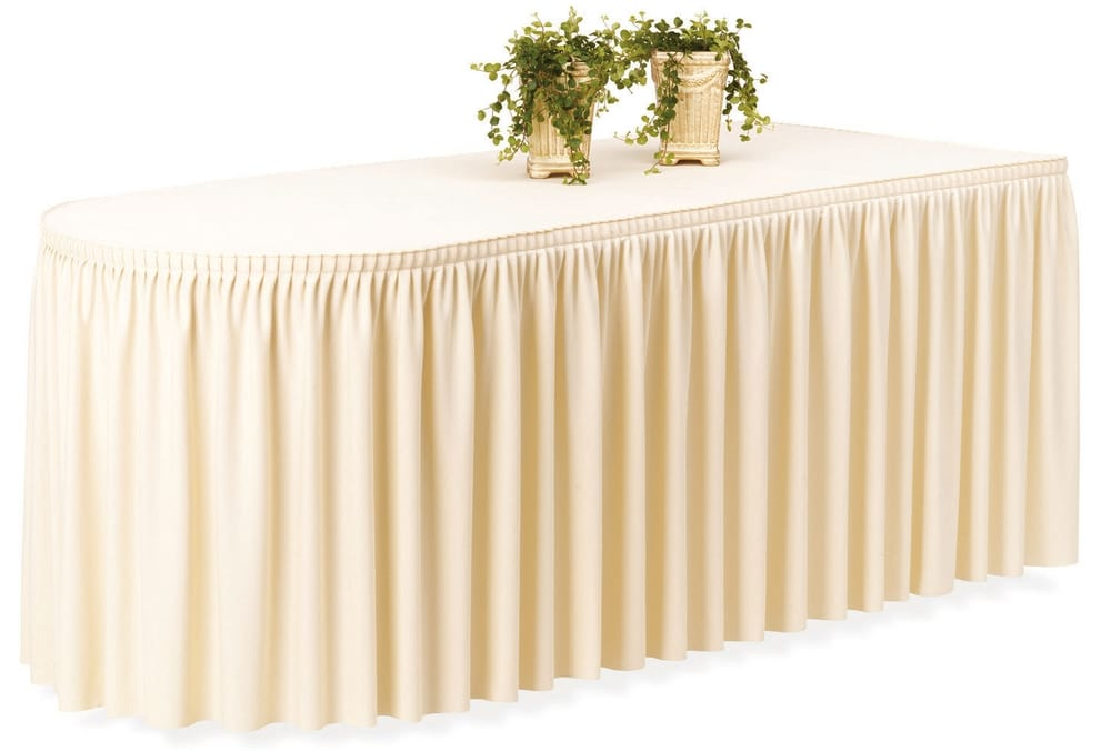 PRO DECO - Skirting for tables and stages
