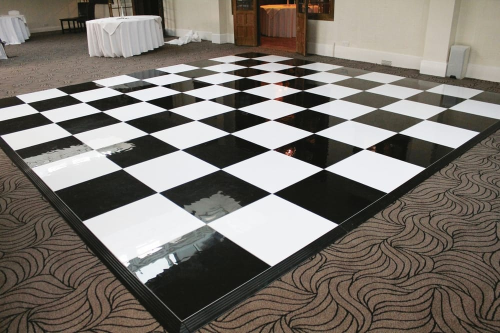 Portable Dance Floors For Conference Banquet And Meeting