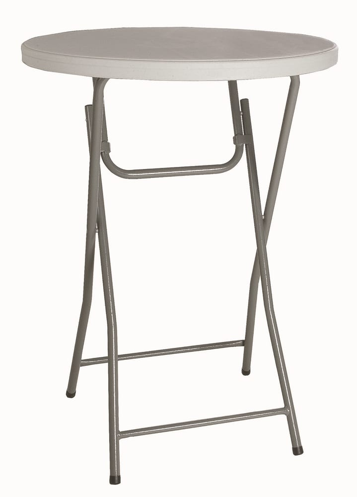 RESOL.C-HAMLET 110 - High round folding table for catering and events