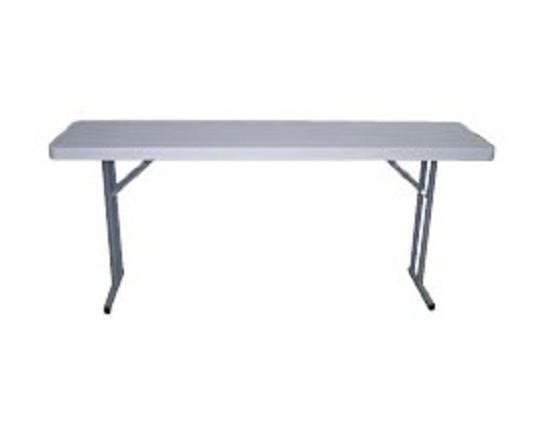 Classroom style folding table