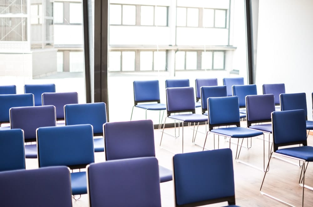 Chairs for conference rooms