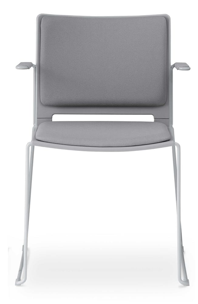 Conference chair with arms