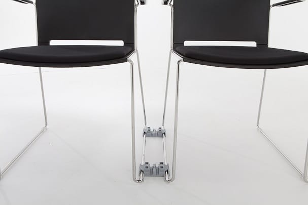 Linking system for chairs