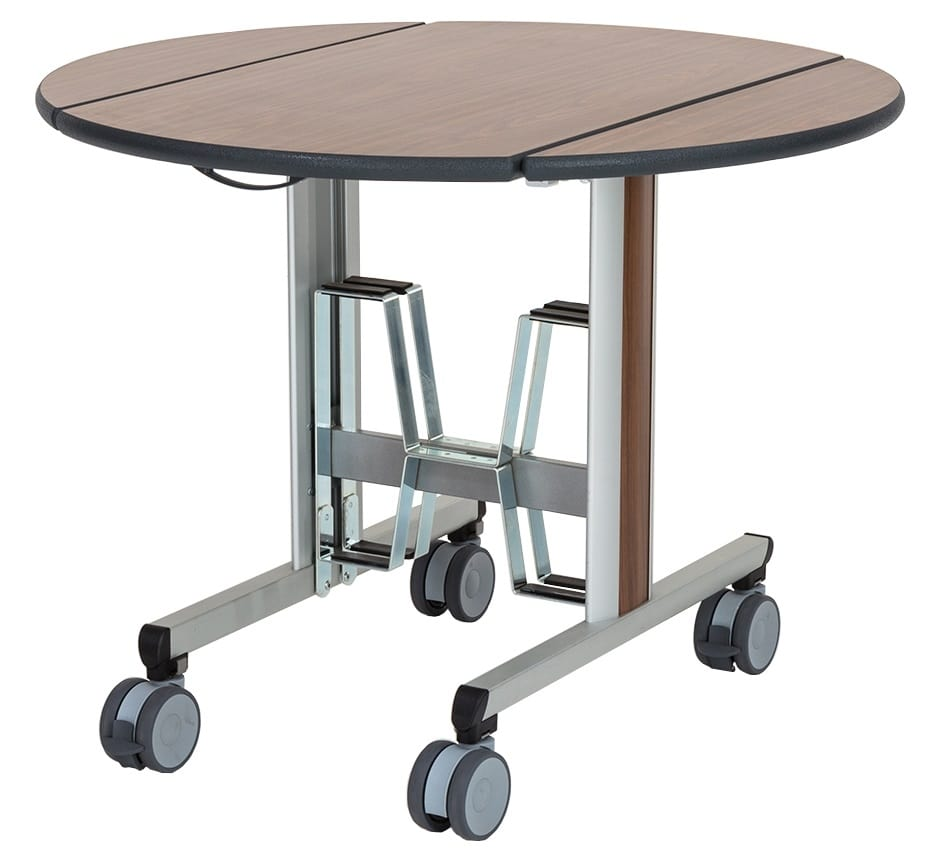 RST - Room service trolley with food warmer