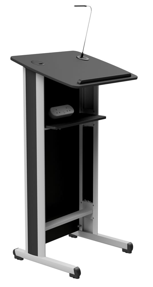 Lectern for speakers