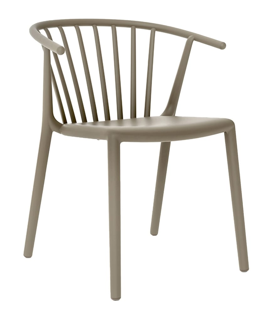 STAR - Stackable designer chairs for hotels and restaurants