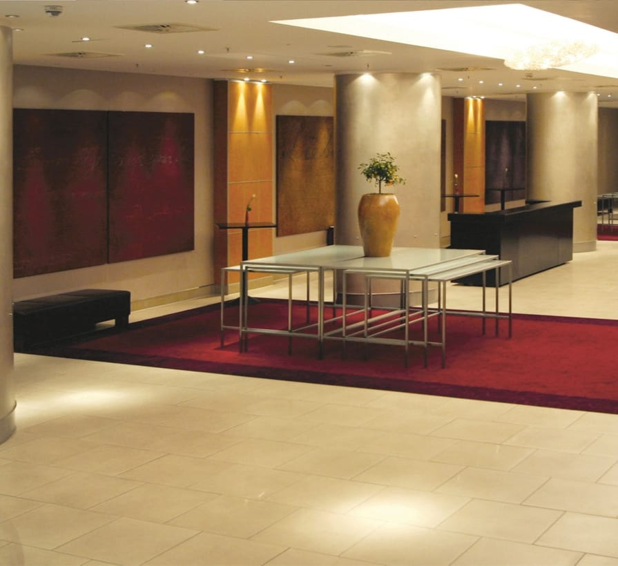 Buffet tables for hotels