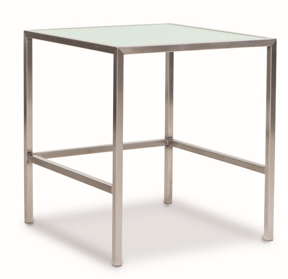 Square buffet table
