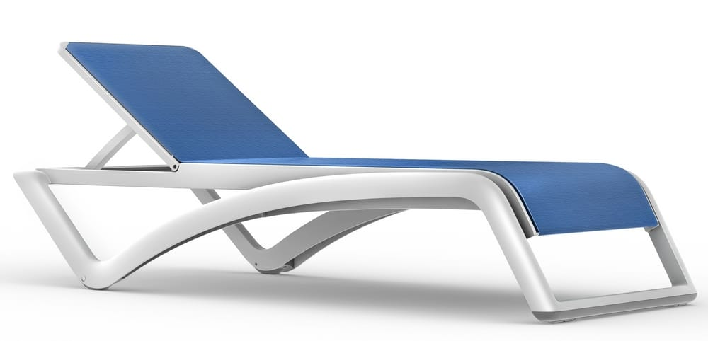 Sun Design Plastic Sun Loungers And Deck Chairs Tonon